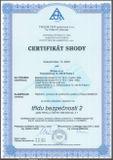 Bezpečnostní kování R101 PZ F1