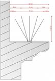 Hroty proti vlašťovkám K-5 10 m