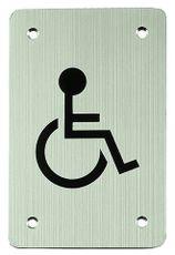 Označení tělesně postižení piktogram