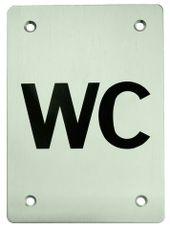 Označení WC piktogram