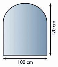 SKLENĚNÁ PODLOŽKA L21.02.880.2