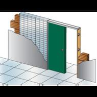 Stavební pouzdro Unitrex 1200 mm Singolo
