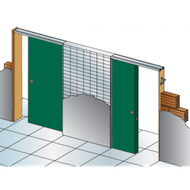 Stavební pouzdro Unitrex duo 2x900mm