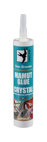 Den Braven  MAMUT GLUE montážní lepidlo Crystal 1183