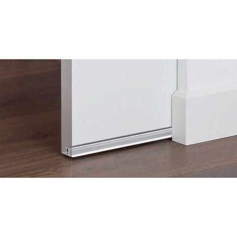 Spodní vodicí lišta posuvné dveře drážka